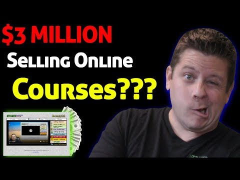 How I Made $3 Million Selling Online Courses In Different Niches – How To Start Selling Courses.